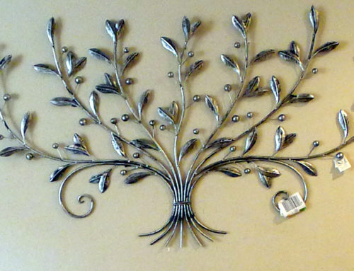 Art, Metal Tree $25