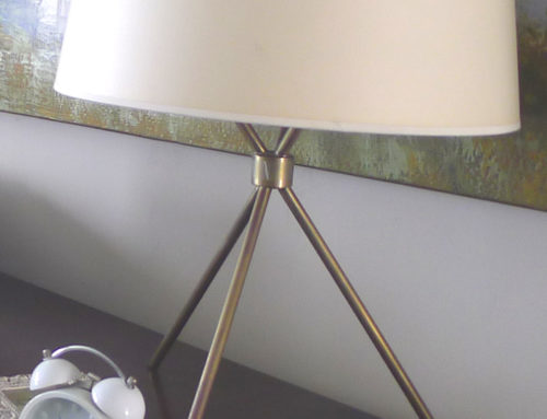 Lamp, Table Midcentury Solid Brass $200 Pair