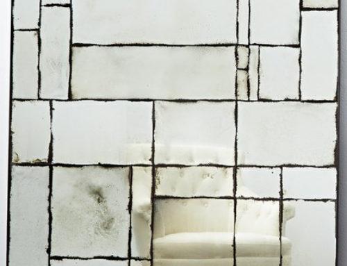 Mirror, Art Bungalow 5 Ledge 39″x59″ $325