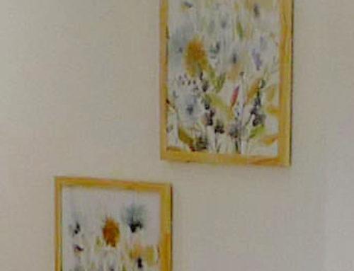 Art, Framed Floral Prints $24 Set of 2