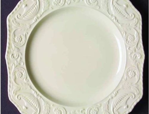 Plates, Adam by Steubenville Set of 11 Salad Plates $80 For Set