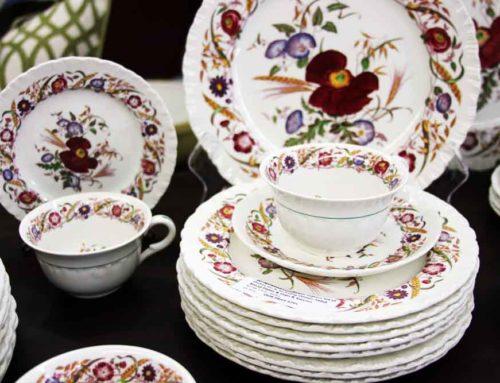 Dinnerware, Wedgwood Cornflower, Misc pieces $80